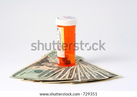 Prescription and cash