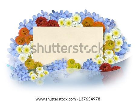 Present  flower