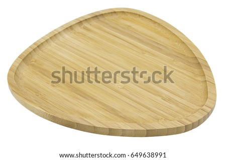 Presentation Plate Stok fotoğraf ©