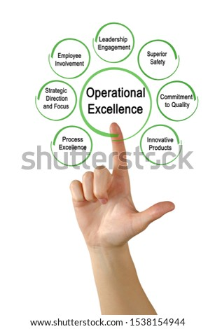 Presenting Drivers of Operational Excellence