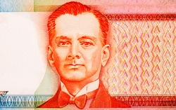 President Manuel L. Quezon, best remembered as the