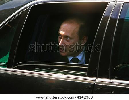 President of Russia Vladimir Putin