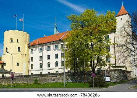 President Palace. Riga, Latvia
