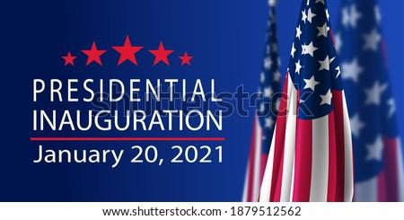 Presidential Inauguration, USA, January 2021