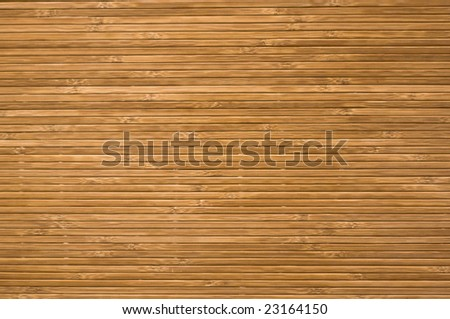 Pressed bamboo texture for background - stock photo