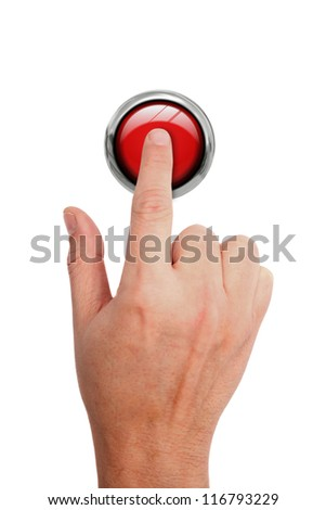 Pressing STOP button