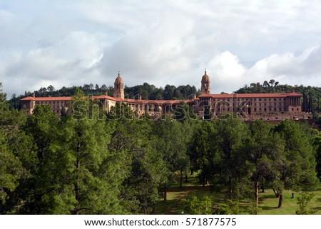 Pretoria landscape