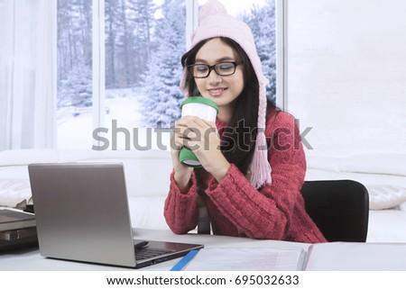 Indonesian hot girl eyeglasses - 4 3