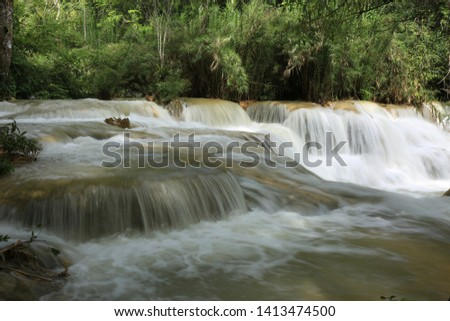 pretty good nature waterfalls picture
