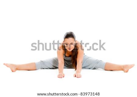 Yoga. Studio