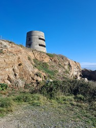 Prevote Observation Tower (M5), Guernsey Channel Islands