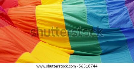 pride rainbow flag