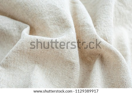 Primary color burlap material background material #1129389917