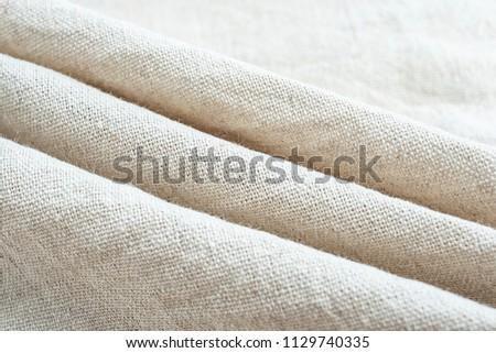 Primary color burlap material background material #1129740335