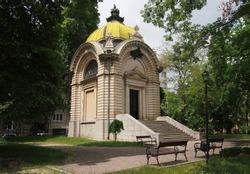 Prince Alexander Battenberg Memorial, Sofia, Bulgaria