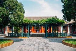 Prince Gong's Mansion, Gong Wang Fu in Beijing, China