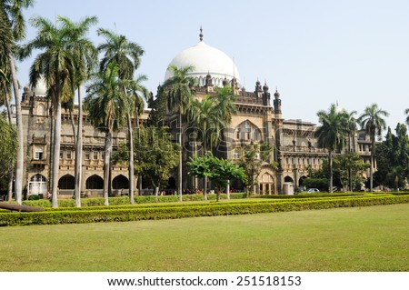 Prince of Wales Museum in Mumbai India