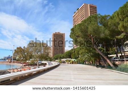 Principality of Monaco - Monte-Carlo Larvotto #1415601425