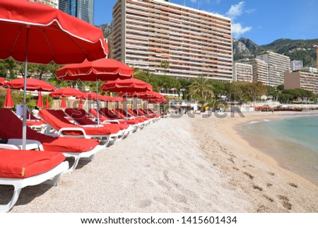 Principality of Monaco - Monte-Carlo Larvotto #1415601434