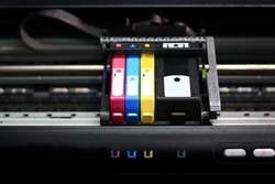 Printer in cartridges.select focus.