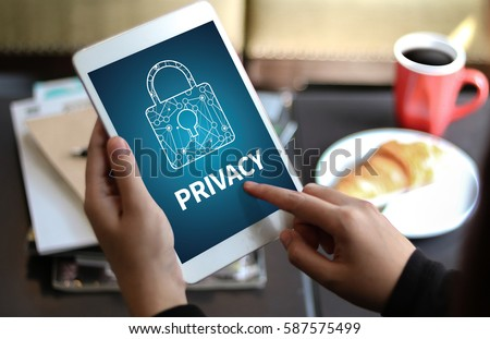 Privacy Access Identification Password Passcode and Privacy #587575499