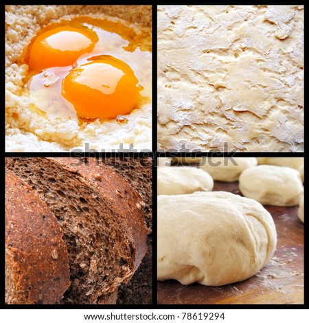 Process of making bread