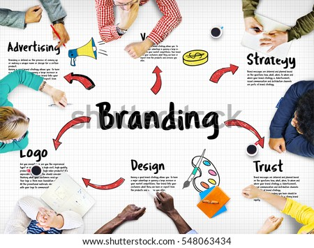 Product Branding Trademark Promotion Commercial Concept