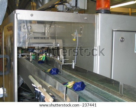Product line machine