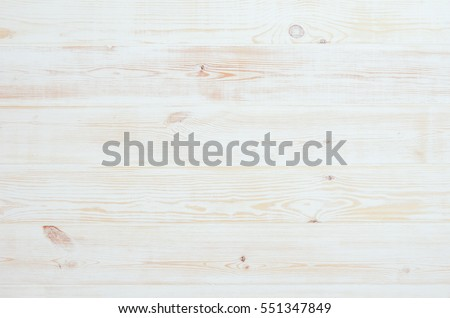Product photo of white, painted, wooden floor. Visible texture background. Studio image taken from above, top view. #551347849