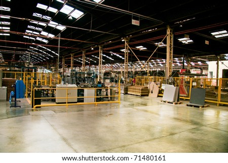 production manufacture