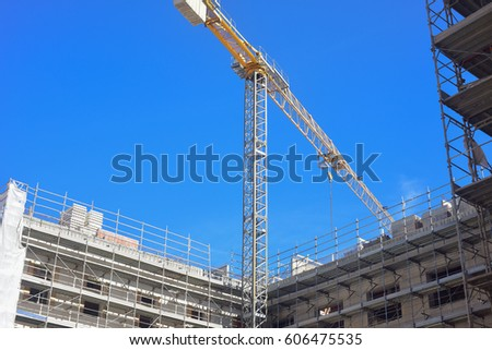 Production site, restoration of a building complex #606475535