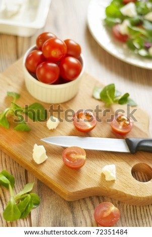 Products for pizza preparation