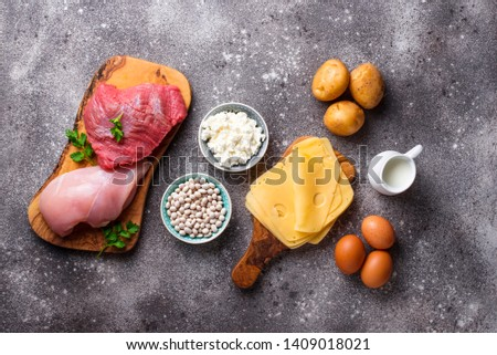 Products rich in amino acids.  Protein sources and food for bodybuilders #1409018021