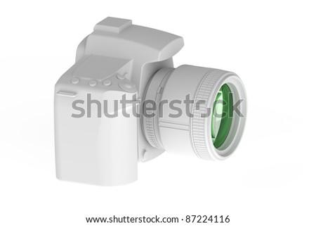 Profesional DSLR Photo Camera