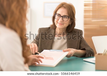 Professional advisor working with burnt out corporate employee