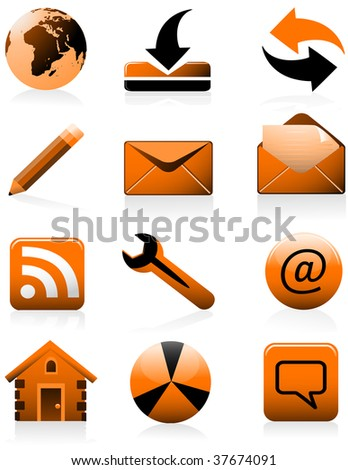 Professional icons for your website, application, or presentation.More...