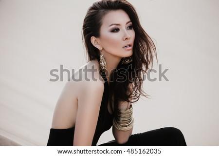 Young sexy asian women
