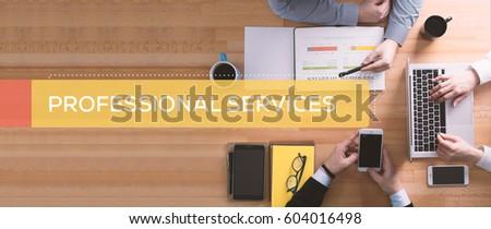 PROFESSIONAL SERVICES CONCEPT #604016498