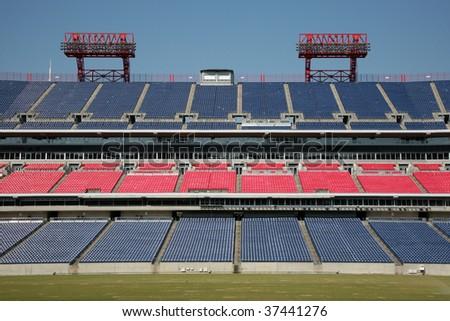 Professional sports stadium