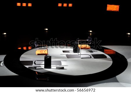 ... Talk Show Studios Designed | Joy Studio Design Gallery - Best Design