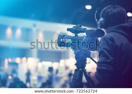 Professional video technician.Videographer by event.