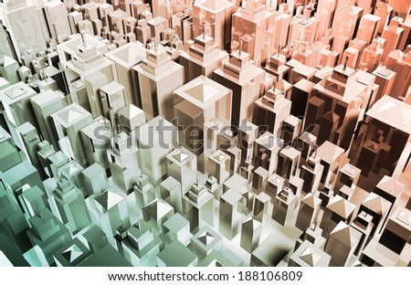 Property Market and Development Projects in the City