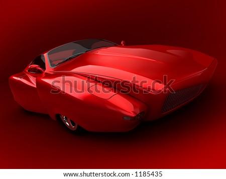prototype car