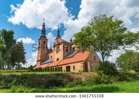 Przemet - Cistercian abbey, Greater Poland Voivodeship, Poland #1461755108