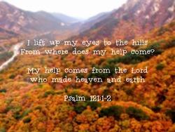 Psalm 121, Bible Verse, Daily Bible Scripture