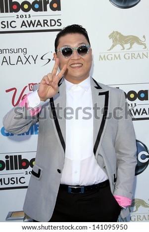 Psy at the 2013 Billboard Music Awards Arrivals, MGM Grand, Las Vegas, NV 05-19-13