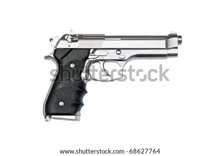 PT92 F Hand Gun