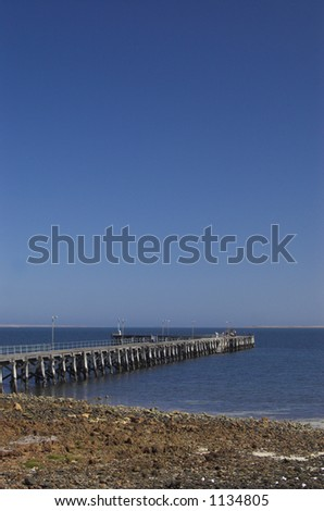 Pt. Victoria Jetty (Vertical)