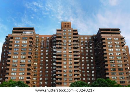 Public Housing in New York City.