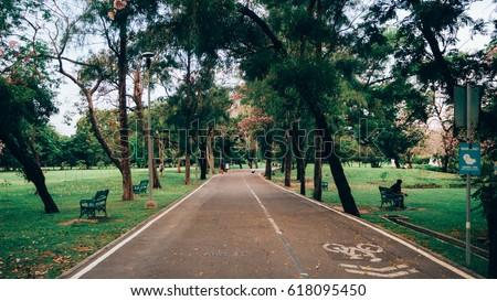 Public Park #618095450